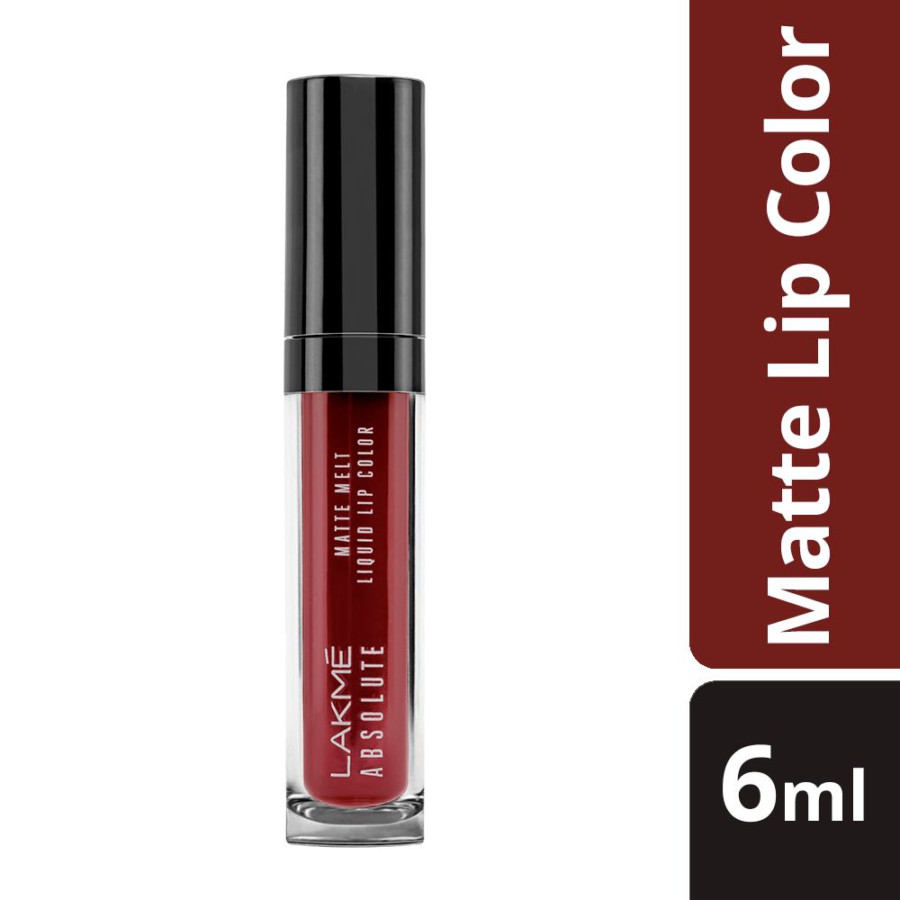 LAKMÉ ABSOLUTE MATTE MELT LIQUID LIP COLOR - Neyena